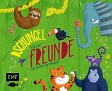 Cover-Bild zu Mein Dschungel voller Freunde - Das Kindergartenalbum