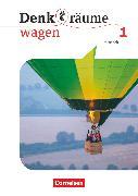 Cover-Bild zu Denk(t)räume wagen, Allgemeine Ausgabe, Band 1, Arbeitsheft von Brüning, Barbara