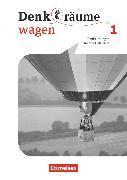 Cover-Bild zu Denk(t)räume wagen, Allgemeine Ausgabe, Band 1, Handreichungen für den Unterricht von Brüning, Barbara