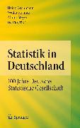 Cover-Bild zu Statistik in Deutschland (eBook) von Steger, Almut (Hrsg.)