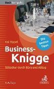 Cover-Bild zu Business-Knigge