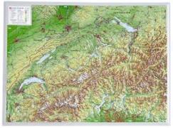 Cover-Bild zu Schweiz 1 : 1 000 000 von Markgraf, André