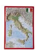 Cover-Bild zu Reliefpostkarte Italien von Markgraf, André