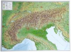Cover-Bild zu Alpen 1 : 1 200 000 von Markgraf, André