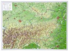 Cover-Bild zu Österreich 1 : 1 600 000 von Markgraf, André