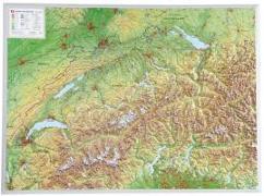 Cover-Bild zu Schweiz 1 : 500 000 von Markgraf, André