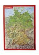 Cover-Bild zu Reliefpostkarte Deutschland von Markgraf, André