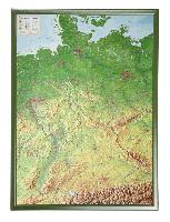 Cover-Bild zu Deutschland 1 : 1 200 000 mit Rahmen von Markgraf, André