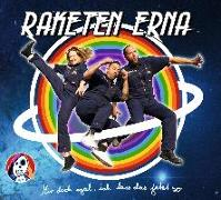 Cover-Bild zu Mir doch egal, ich lass das jetzt so! von Raketen Erna (Gespielt)