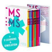 Cover-Bild zu Komplettpaket zur TMS & EMS Vorbereitung 2021 I Exklusives Paket aus Kompendium, E-Learning und TMS-Simulation | Vorbereitung auf den Medizinertest in Deutschland und der Schweiz von Hetzel, Alexander