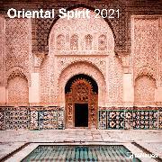 Cover-Bild zu teNeues Calendars & Stationery GmbH & Co. KG: Oriental Spirit 2021 - Wand-Kalender - Broschüren-Kalender - 30x30 - 30x60 geöffnet