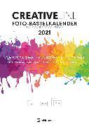 Cover-Bild zu teNeues Calendars & Stationery GmbH & Co. KG: Foto-Bastelkalender weiß 2021 - Kreativ-Kalender - DIY-Kalender - Kalender-zum-basteln - 21x29,7 - datiert
