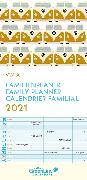 Cover-Bild zu teNeues Calendars & Stationery GmbH & Co. KG: GreenLine VW Bulli 2021 - Wandkalender - Familien-Kalender - Familienplaner - 22x45