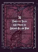 Cover-Bild zu Poe, Edgar Allan: The Complete Tales & Poems of Edgar Allan Poe