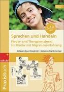 Cover-Bild zu Sprechen und Handeln 1./3. Schuljahr. Förder- und Therapiematerial von Braun, Wolfgang G.