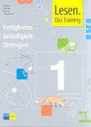 Cover-Bild zu Lesen. Das Training 1. Arbeitsmappe