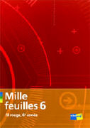 Cover-Bild zu Mille feuilles 6. fil rouge