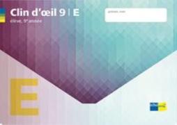Cover-Bild zu Clin d'oil 9. Niveau E. élève
