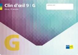 Cover-Bild zu Clin d'oil 9. Niveau G. élève