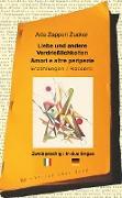 Cover-Bild zu Zapperi Zucker, Ada: Liebe und andere Verdrießlichkeiten (eBook)