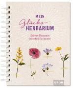 Cover-Bild zu Mein Glücks-Herbarium: Schöne Momente leuchten für immer von Groh Verlag