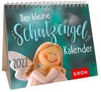 Cover-Bild zu Der kleine Schutzengelkalender 2022 von Groh Verlag