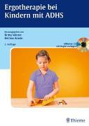 Cover-Bild zu Ergotherapie bei Kindern mit ADHS von Winter, Britta (Hrsg.)