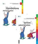 Cover-Bild zu Spezialangebot deutsch & englisch: Lern- und Leistungsdokumentation Kauffrau/Kaufmann EFZ «Dienstleistung und Administration» von IGKG Schweiz