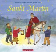Cover-Bild zu Sankt Martin von Künzler-Behncke, Rosemarie