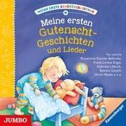Cover-Bild zu Meine erste Kinderbibliothek. Meine ersten Gutenacht-Geschichten und Lieder von Künzler-Behncke, Rosemarie
