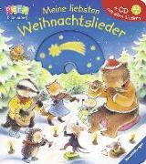 Cover-Bild zu Meine liebsten Weihnachtslieder von Künzler-Behncke, Rosemarie