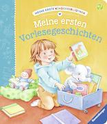 Cover-Bild zu Meine ersten Vorlesegeschichten von Grimm, Sandra