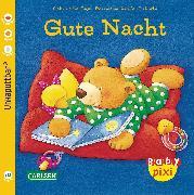 Cover-Bild zu Carlsen Verkaufspaket Baby Pixi 13. Gute Nacht von Künzler-Behncke, Rosemarie