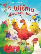 Cover-Bild zu Wilma Wunderhuhn von Poppe, Grit