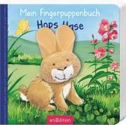Cover-Bild zu Mein Fingerpuppenbuch - Hops Hase von Gerlich, Andrea