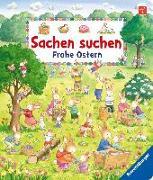 Cover-Bild zu Sachen suchen: Frohe Ostern von Cuno, Sabine