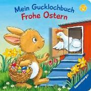 Cover-Bild zu Mein Gucklochbuch: Frohe Ostern von Häfner, Carla