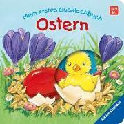 Cover-Bild zu Mein erstes Gucklochbuch - Ostern von Flad, Antje