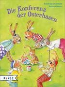 Cover-Bild zu Die Konferenz der Osterhasen von Speulhof, Barbara van den