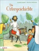 Cover-Bild zu Die Ostergeschichte von Langen, Annette
