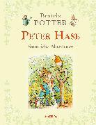 Cover-Bild zu Peter Hase - Sämtliche Abenteuer (Neuübersetzung) von Potter, Beatrix