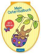 Cover-Bild zu Mein Ostermalbuch von Beurenmeister, Corina (Illustr.)