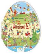 Cover-Bild zu Das Mini-Wimmel-Ei von Korthues, Barbara (Illustr.)