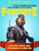 Cover-Bild zu Christensen, Rebecca: Fortnite (eBook)