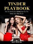 Cover-Bild zu Turner, Alan: Tinder Playbook (eBook)