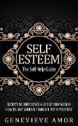 Cover-Bild zu Amor, Genevieve: Self Esteem (eBook)