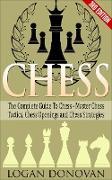 Cover-Bild zu Donovan, Logan: Chess (eBook)