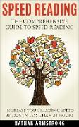 Cover-Bild zu Armstrong, Nathan: Speed Reading (eBook)