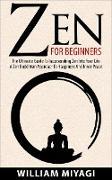 Cover-Bild zu Miyagi, William: Zen (eBook)