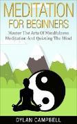 Cover-Bild zu Campbell, Dylan: Meditation For Beginners (eBook)